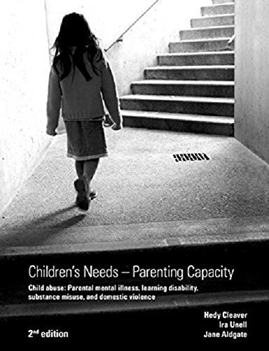 9780117063655: Children's Needs - Parenting Capacity: Child Abuse, Parental Mental Illness, Learning Disability, Substance Misuse, and Domestic Violence