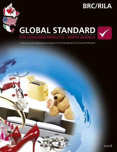 9780117064621: BRC/RILA Global Standard for Consumer Products Issue 3, Interpretation Guideline, North American edition