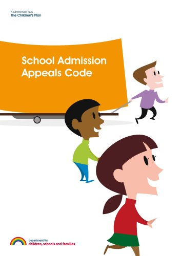 9780117067233: School admission appeals code