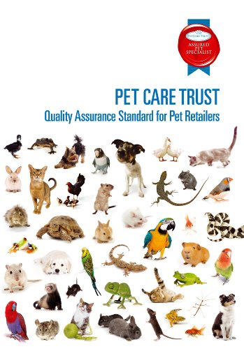 9780117067882: Pet Care Trust Quality Assurance Standard for Pet Retailers