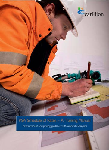 9780117068322: PSA Schedule of Rates - A Training Manual