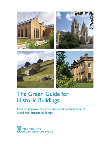9780117068445: The Green Guide for Historic Buildings: How to Improve the Environmental Sustainability of Listed and Historic Buildings