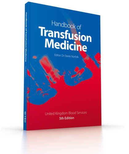 9780117068469: Handbook of transfusion medicine