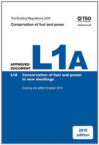 9780117068476: The Building Regulations 2000, Approved Document L1a: Conservation of Fuel and Power in New Dwellings (United Nations Office on Drugs and Crime, Criminal Justice Handbook)