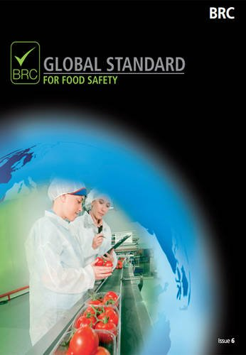 9780117069466: BRC Global Standard for Food Safety Issue 6, North American edition