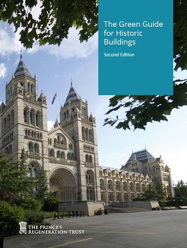 9780117081505: The green guide for historic buildings: how to improve the environmental performance of listed and historic buildings