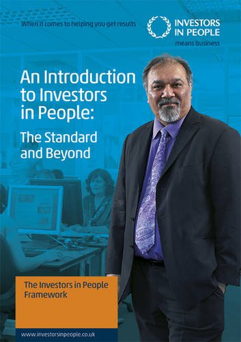 9780117081512: An introduction to Investors in People: the standard and beyond