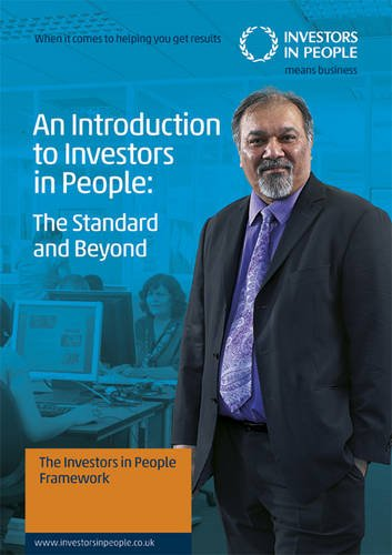 9780117081796: An introduction to Investors in People: the standard and beyond [pack of 20]