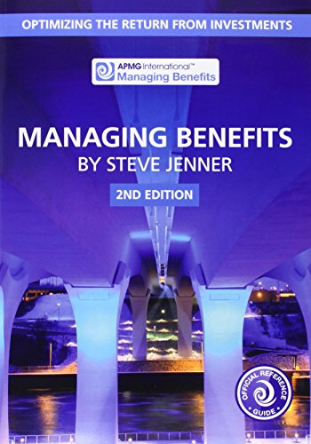 9780117082519: Managing Benefits: Optimizing the Return from Investments