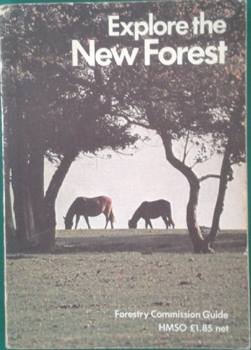 9780117100213: Explore the New Forest