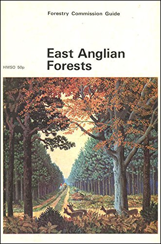 9780117100329: East Anglian Forests: Guide (Forestry Commission guide)