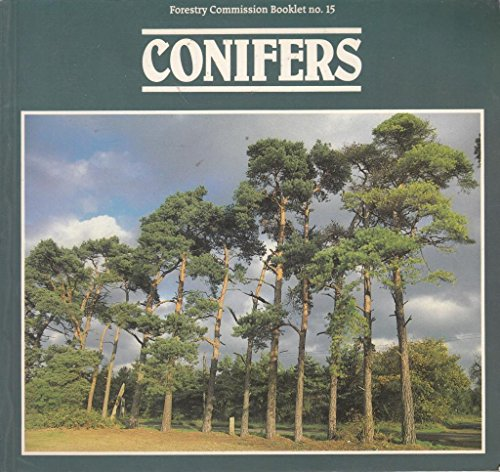 9780117100404: Conifers (Forestry Commission booklet)