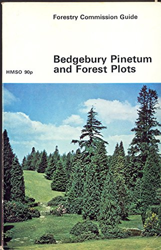 9780117101241: Bedgebury Pinetum and Forest Plots