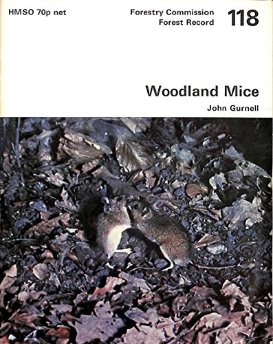 9780117102415: Woodland Mice (Forest Record)