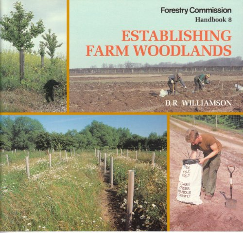 9780117103092: Establishing Farm Woodlands (Handbook Series)
