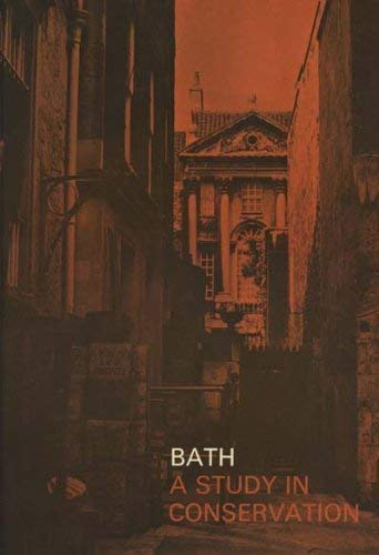 9780117500433: Bath: A Study in Conservation