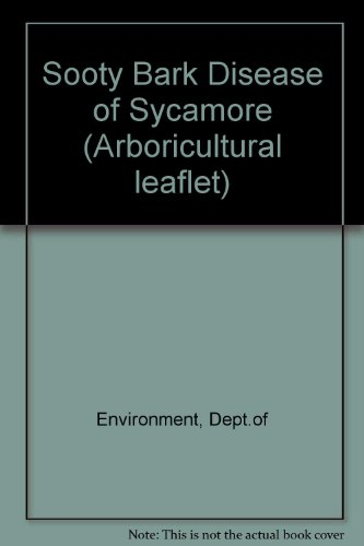 9780117513303: Sooty Bark Disease of Sycamore (Arboricultural leaflet)