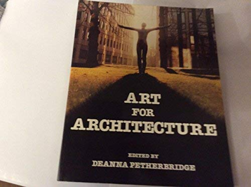 9780117517943: Art for Architecture: A Handbook on Commissioning