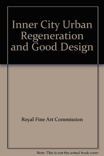 9780117521544: Inner City Urban Regeneration and Good Design