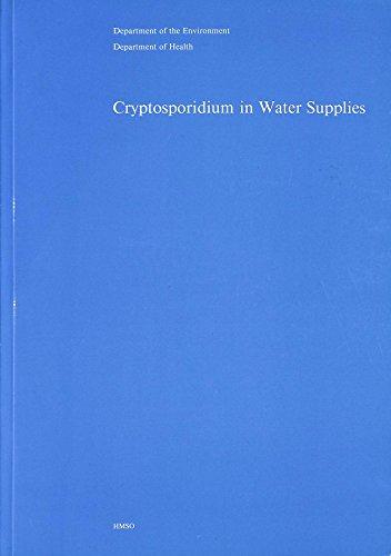 9780117523227: Cryptosporidium in Water Supplies