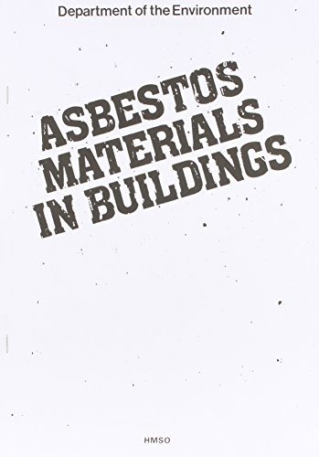 9780117523708: Asbestos Materials in Buildings