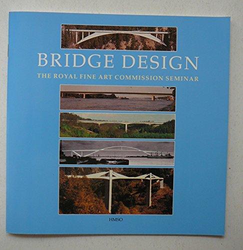 9780117527935: Bridge Design