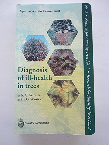9780117529199: Diagnosis of Ill-health in Trees (Research for Amenity Trees)