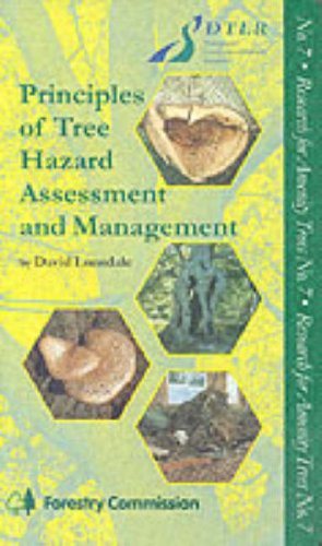 9780117533554: The Principles of Tree Hazard Assessment and Management (Research for Amenity Trees)