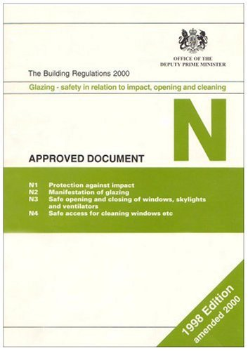 9780117533899: Building Regulations, 1991 1997: Glazing - Safety in Relation to Impact, Opening and Cleaning