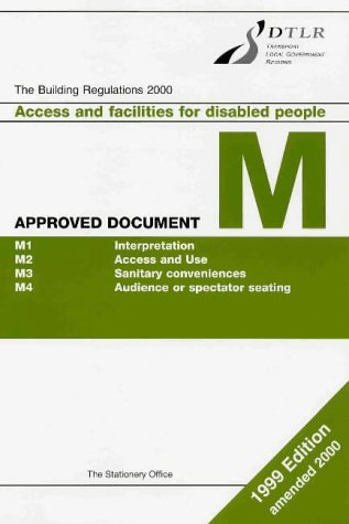 9780117534698: Building Regulations 1991: Access and Facilities for Disabled People