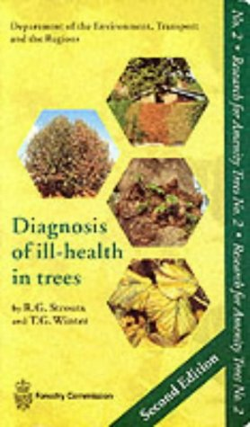 9780117535459: Diagnosis of Ill-health in Trees (Research for Amenity Trees)
