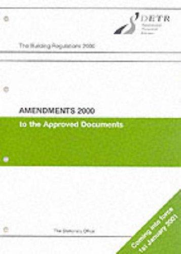 9780117535602: Building Regulations 2000