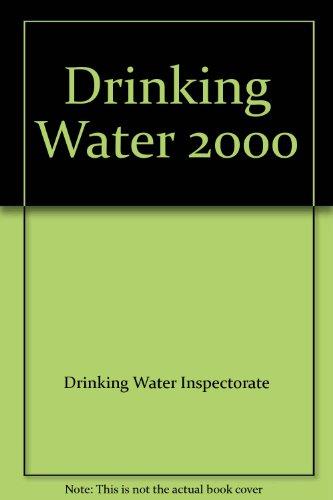 9780117536005: Drinking Water 2000