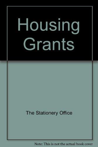 9780117536302: Housing Grants
