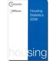 9780117539723: Housing Statistics 2006