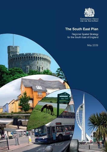 9780117539983: The South East plan: regional spatial strategy for the South East of England