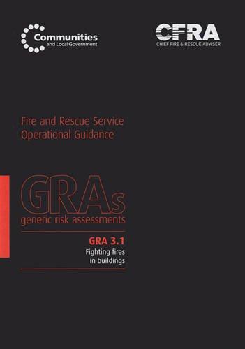 9780117540378: Fighting fires In buildings (Generic risk assessment)