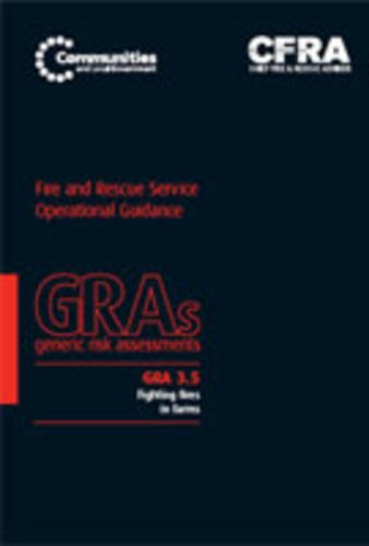 9780117540453: Fighting fires in farms (Generic risk assessment)