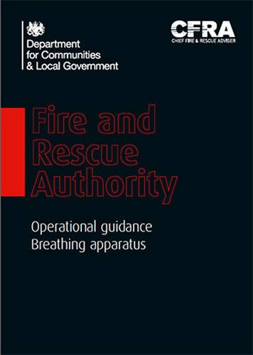 9780117541146: Fire and Rescue Authority operational guidance: breathing apparatus