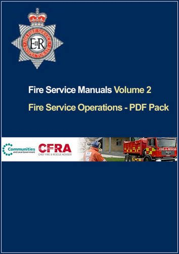 9780117541504: Fire PDF pack - Fire Service operations