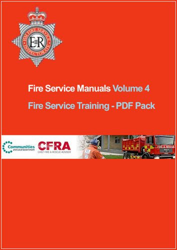 9780117541528: Fire PDF pack - Fire Service training