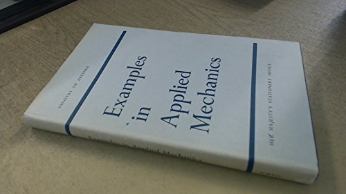 9780117706675: Examples in Applied Mechanics