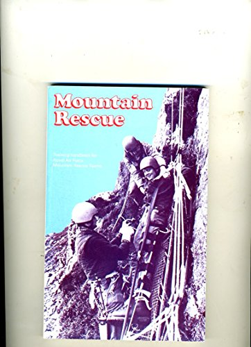 9780117712225: Mountain Rescue (PAM)