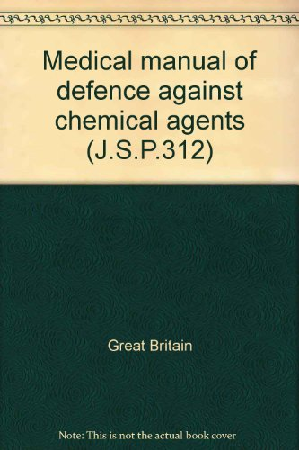 9780117714021: Medical manual of defence against chemical agents