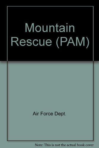 9780117714069: Mountain Rescue (PAM)