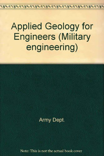 9780117715974: Applied Geology for Engineers