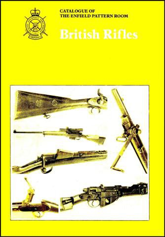 9780117719309: British Rifles: Catalogue of the Enfield Pattern Room