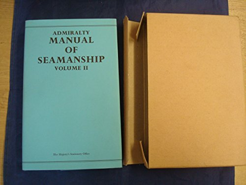 9780117719583: Admiralty Manual of Seamanship: v. 2