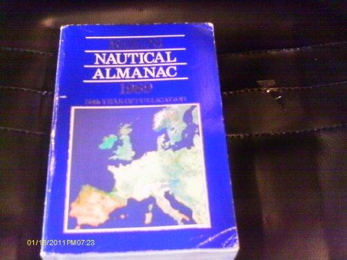 9780117723559: Nautical Almanac 1989