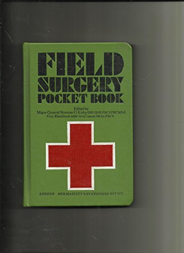 9780117723603: Field Surgery Pocket Book